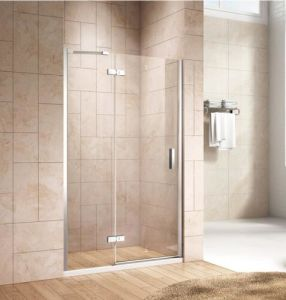 Bathroom 8mm Tempered Glass Hinge Door Shower Enclosure (BN-LHD140) pictures & photos
