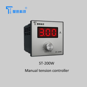 True Engin Factory Supply Manual Tension Controller AC220V 3A St-200W