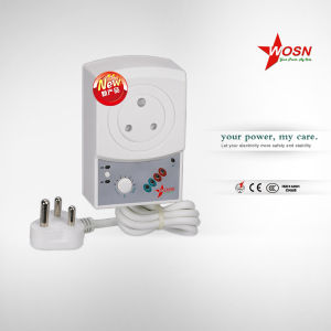 15A Voltage Protector Automatic Voltage Switch