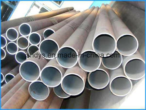 Hot Rolling Cylinder Steel Tubes for CNG Gas Bottle