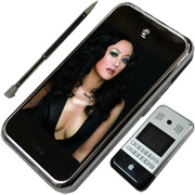 2.6 Inch, Dual Dial-Up, Bluetooth Mobile Phone
