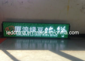 Indoor Full Color LED Moving Sign Board pictures & photos