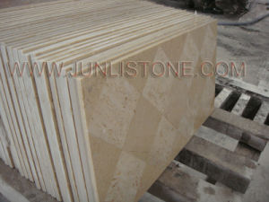 Mix Marble Composite with Ceramic Tile