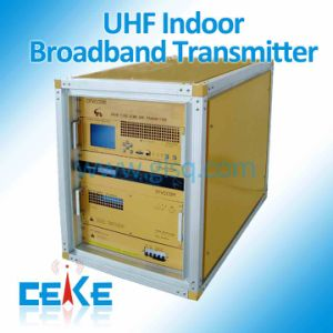 Terrestrial Digital TV UHF Indoor Wide-Band Frequency Transmitter (CKUB-T200)