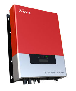 Single Power Solar Inverter with Excellent Functions of Protection and Alarm (TSG1K6TL)