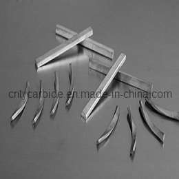 Spiral Tungsten Carbide Stips with High Quality for Milling