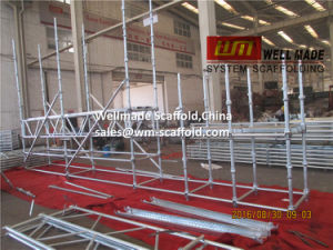 Cuplock Scaffolding Components Instant Lattice Girder Beam pictures & photos