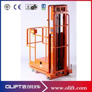 Good Quality Semi-Electric Order Picker