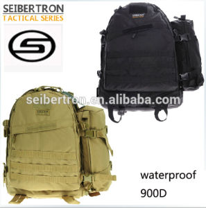 Seibertron Ultra Light 3-Day Assault Pack and Bottle Holder Multicam
