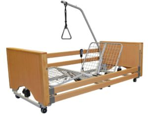 Five Function Electric Health Care Medical Bed