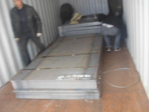 Ss400 Hot Rolled Carbon Steel Plates in Qingdao pictures & photos