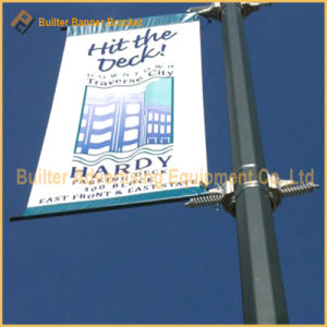Street Pole Display for Pole Banner (BT-SB-005) pictures & photos
