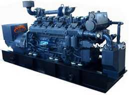 500kw Brushless Gas Generator Set pictures & photos