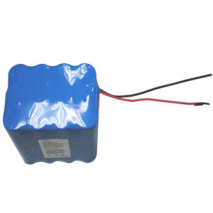Li-ion 18650 6600mAh 14.8V Rechargeable Battery Pack