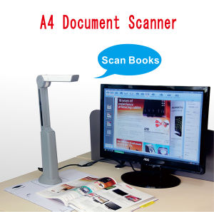High Speed A4 Document & 3D Object Hand Scanner pictures & photos