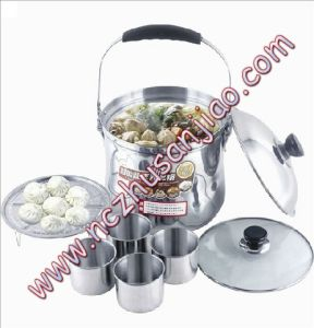 Energy Saving Pot (Flame Free Cooking Pot) (XY-25C)