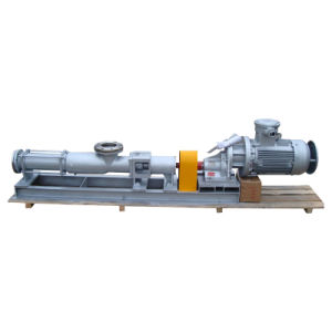 G70-1 Single Screw Pump for Pulp