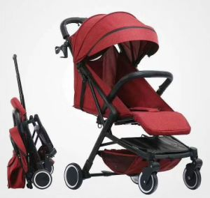 Light Weight Aluminum Baby Stroller with En1888: 2012 Approval