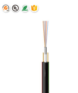 12 Core Simplex Single Mode Optic Fiber Cable