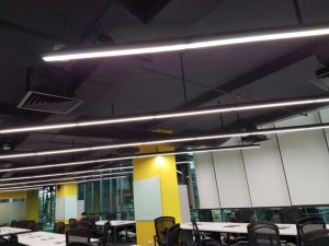 1.8meter Seamless Connection 60W LED Pendant Linear Light
