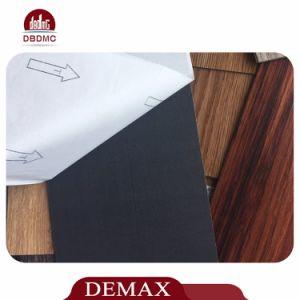 Wood Grain Waterproof PVC Vinyl Flooring For Office Showroom Bedroom