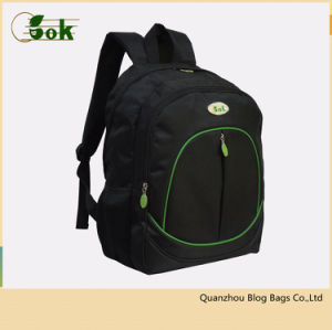 48c0a9eb1d China Personalized Kids Hiking Sports Black School Backpacks for ...