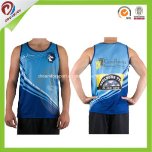 652305bfd23a8b China Blank Gym Mens Custom Wholesale Tank Top Sublimation Wrestling ...