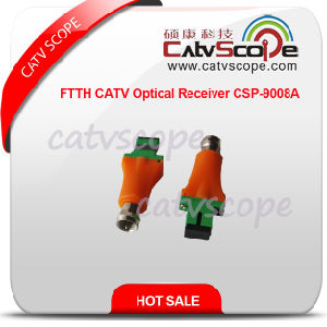 FTTH CATV Optical Receiver Csp-9008A/House Receiver/Small Home Reveriver/