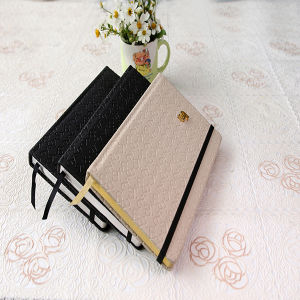 Customized PU Leather Notebook with Elastic 2016 pictures & photos