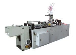 Book Back Gluing Machine (SBJZ750) pictures & photos