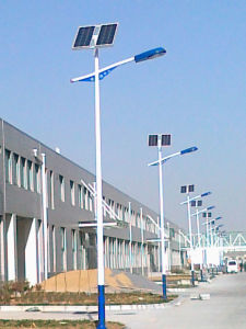 80W Solar Street Lighting with Factory Price