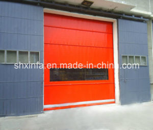 High Speed Fabric Door for Logistics
