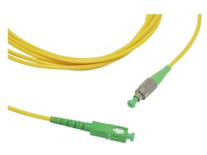 Fiber Optic Pigtail and Optical Patch Cord