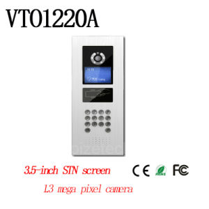 376.0mm*150.0mm*59.1mm Apartment Outdoor Station {Vto1220A}