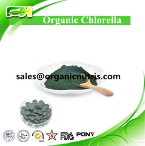 New Certified (CWB) Organic Chlorella Powder & Tablet, Chlorella