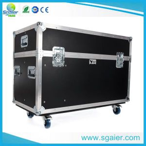 Turntable Coffin Case Mixer DJ Flight Case pictures & photos