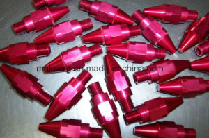 Anodized Aluminium Alloy Nozzle for Air Blowing Equipment pictures & photos