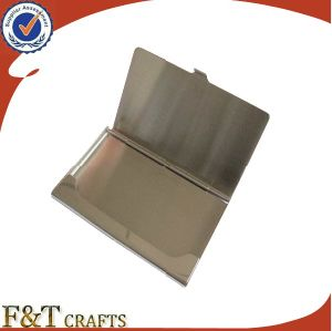 Wholesale Custom Logo Metal Business Card Case pictures & photos