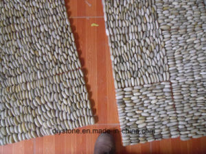 Nanjing Factory White Pebble Tile pictures & photos
