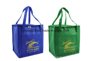 Cheap Portable Non Woven Picnic Bag pictures & photos