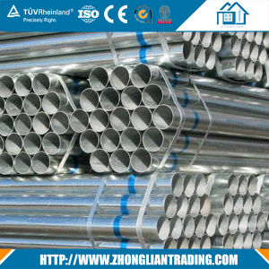 Galvanized Steel Tube G. I Pipe pictures & photos