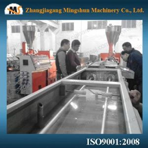 Small PVC Twin Pipe (16-40mm) Machinery / Production Line / Extrusion Machine