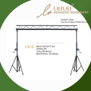Profession Stage Height Adjustable Light Stand Ls12 pictures & photos