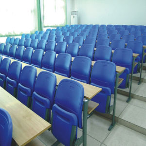 Tables and Chairs for Students,School Chair,Student Chair,School Furniture,Sclecture Theatre Chairs, Luxury Steel Desks and Chairs, Amphitheater Chairs (R-6235) pictures & photos