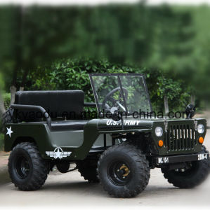 China Top Rated Mini Jeep Willys With 110cc 125cc 150cc Engine