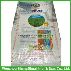 40kg Super Quality PP Woven Bag for Rice with PE Lining