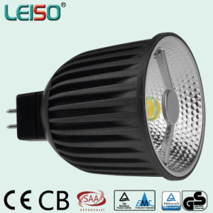 6W Reflector Cup LED Spot Light MR16 (S006-MR16-BWW) pictures & photos