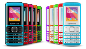 OEM Cheap Mobile Phone Low End Cheap Feature Phone Superinworld G56