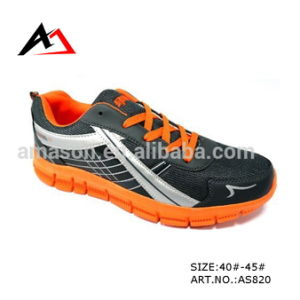 Running Sports Shoes Walking Footwear Wholesale for Men (AKAS820) pictures & photos