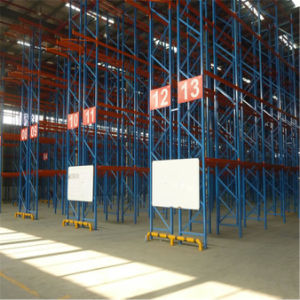 Best-Selling Warehouse Storage Beam Type Steel Metal Shelf pictures & photos